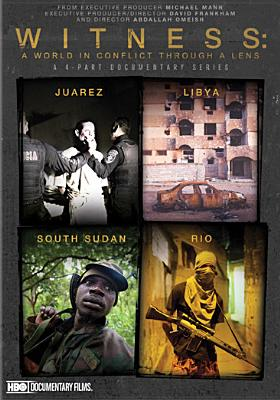WITNESS BY FRANKHAM,DAVID (DVD)