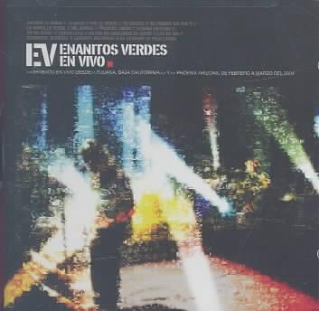 EN VIVO BY VERDES,ENANITOS (CD)