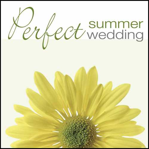 PERFECT SUMMER WEDDING (CD)