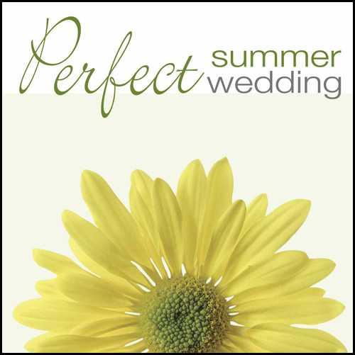 PERFECT SUMMER WEDDING (CD)
