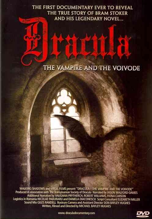 DRACULA:VAMPIRE AND THE VOIVODE (DVD)